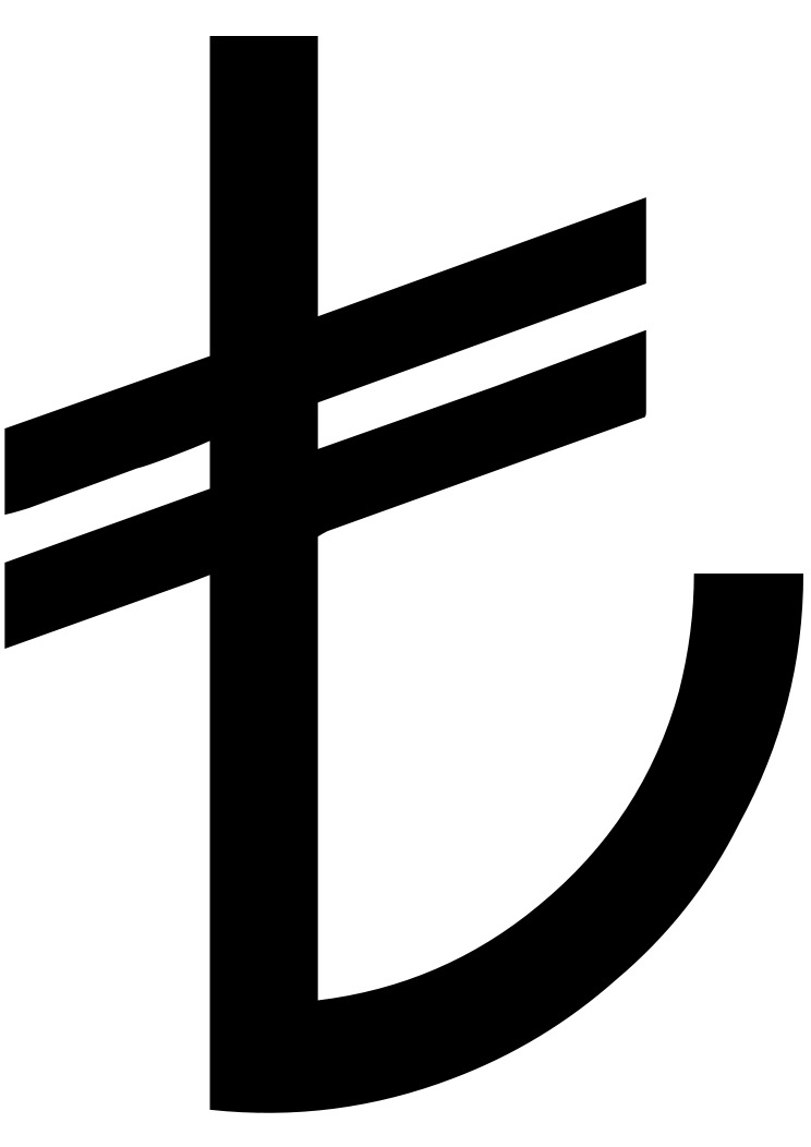 Turkish Lira Symbol Turkish Basics